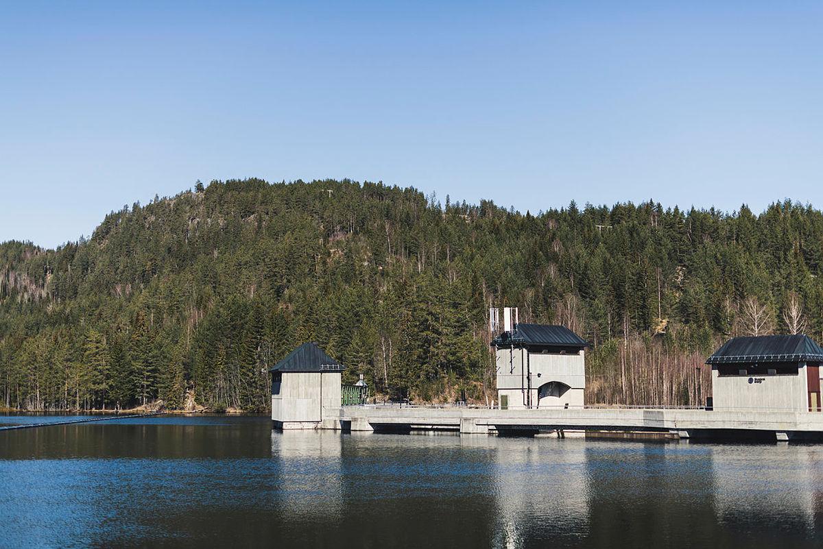 Baklihova på Grønvollfoss i Notodden.