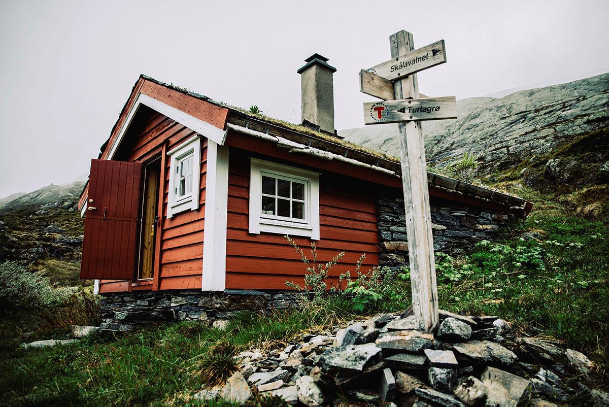 Fremdeles god plass på DNT-hytter i sommer
