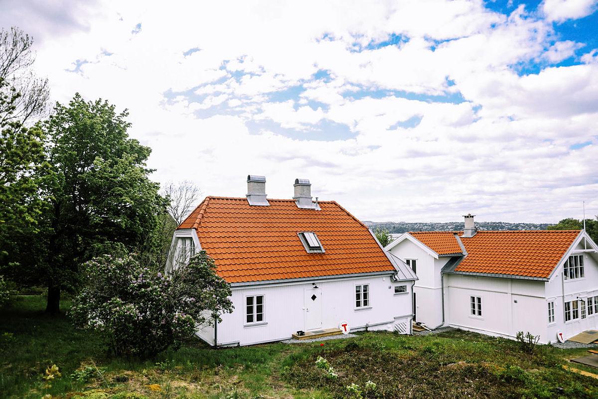 I juni åpnes to nye DNT-hytter på Gressholmen