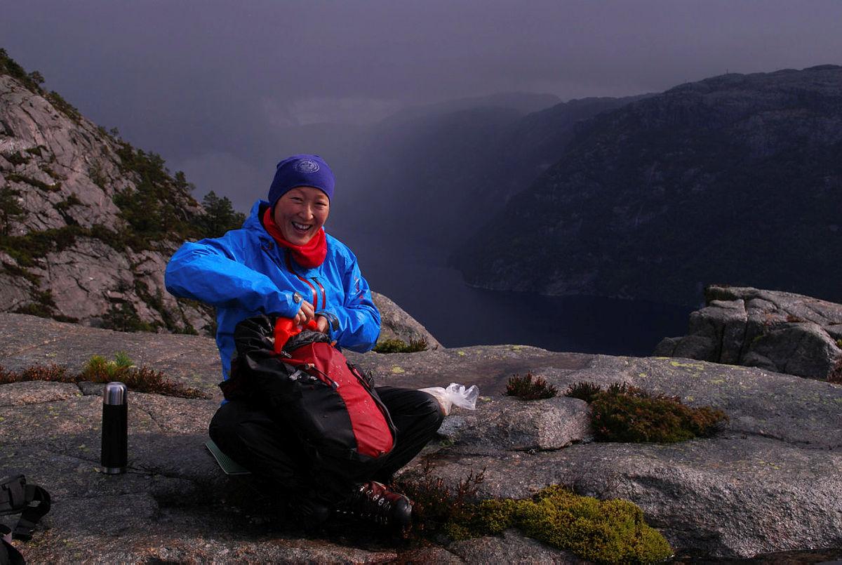 Jane Byberg, leder for folkehelse og aktivitet i Stavanger Turistforening.