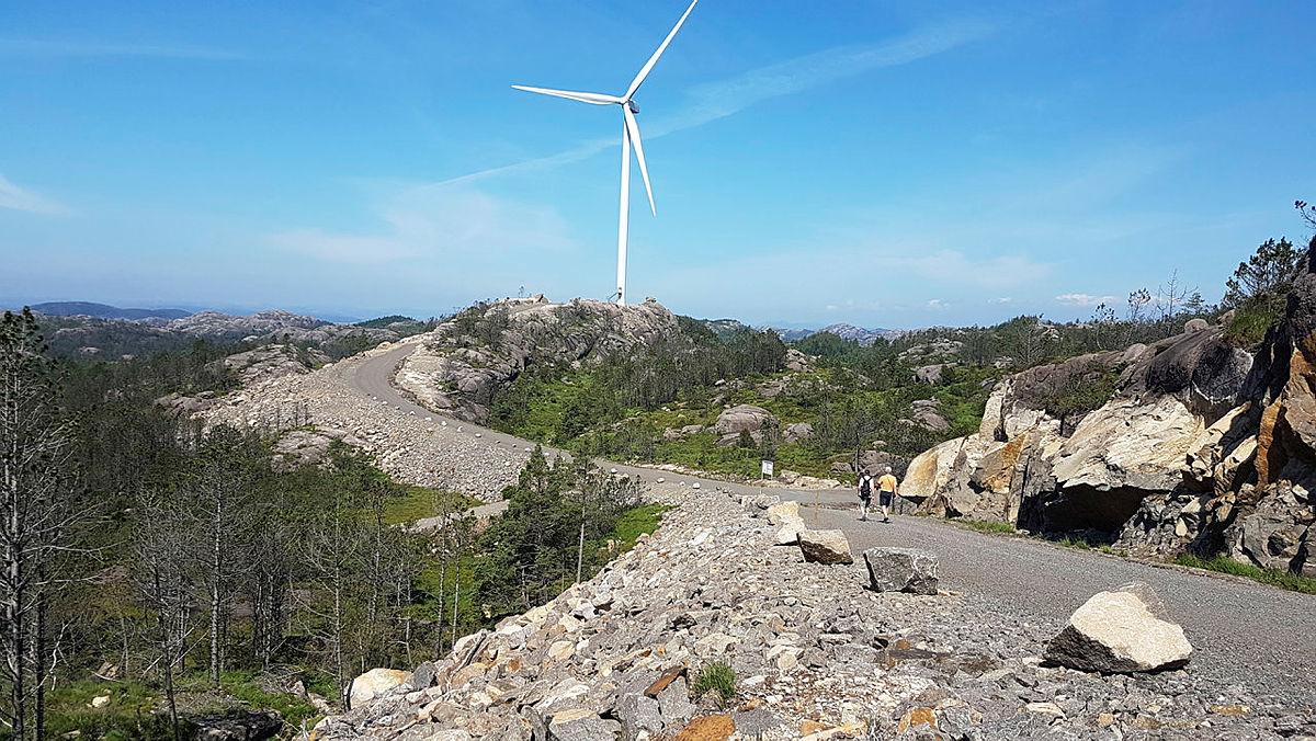 Egersund vindkraftanlegg
