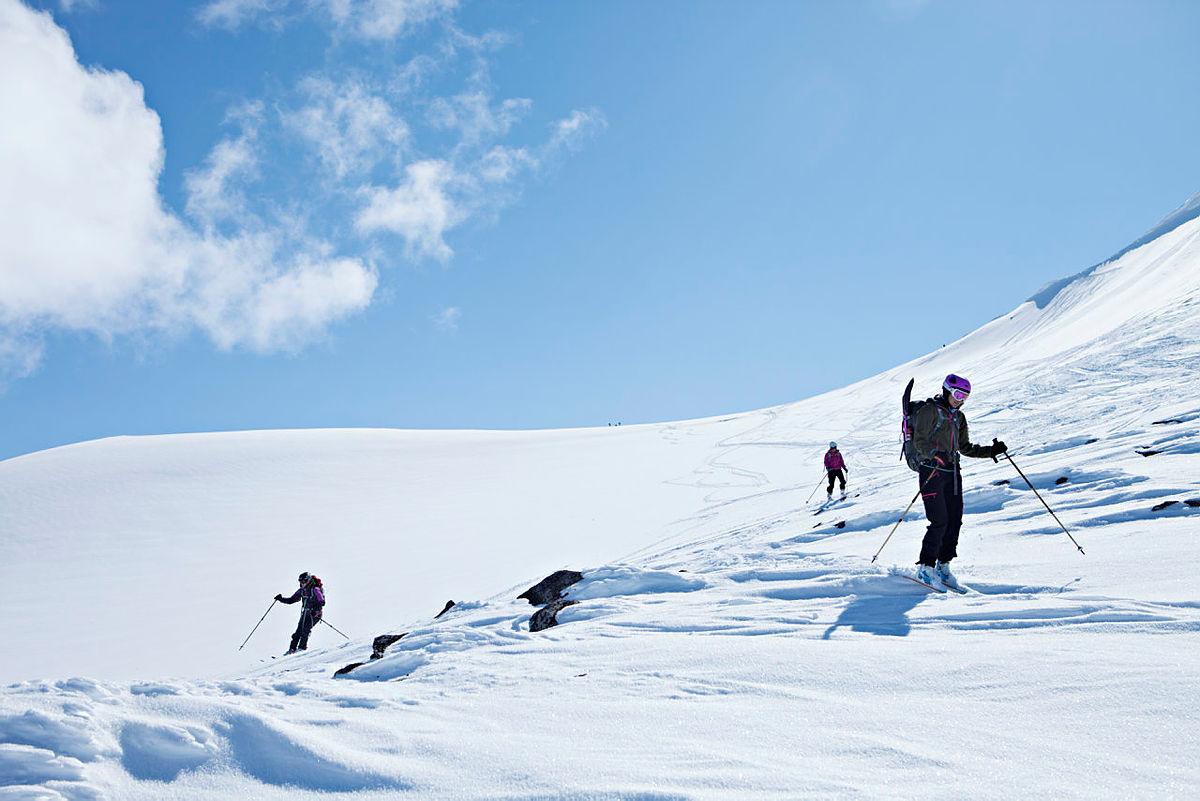 Topptur på Høglvagltind i Jotunheimen