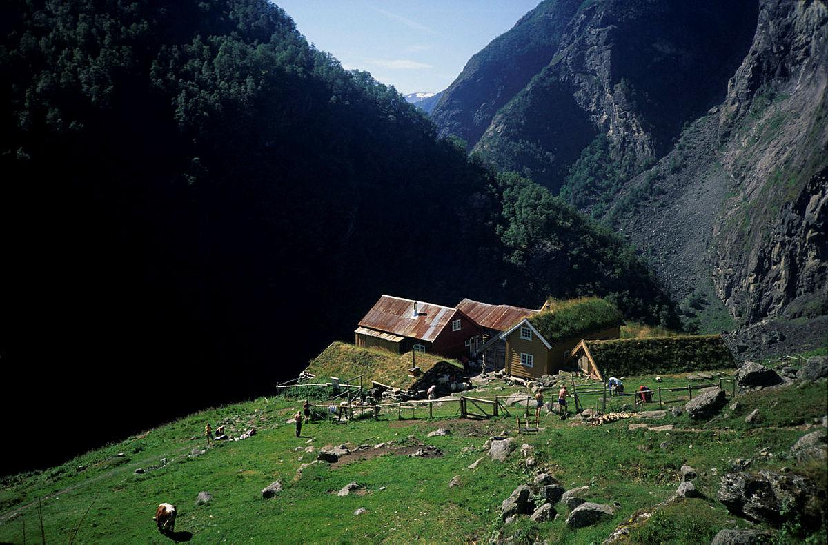 Sinjarheim, hvor den offisielle åpningen blir.