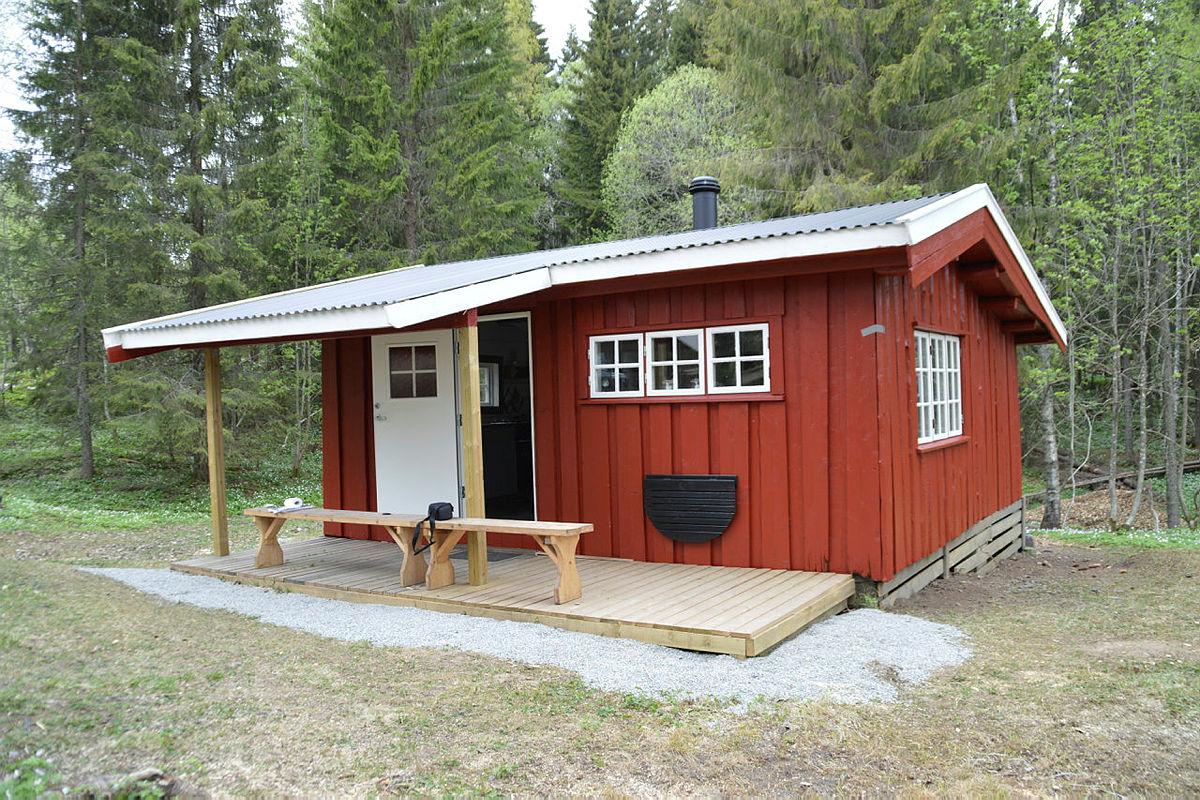 Våre hytter er åpne!