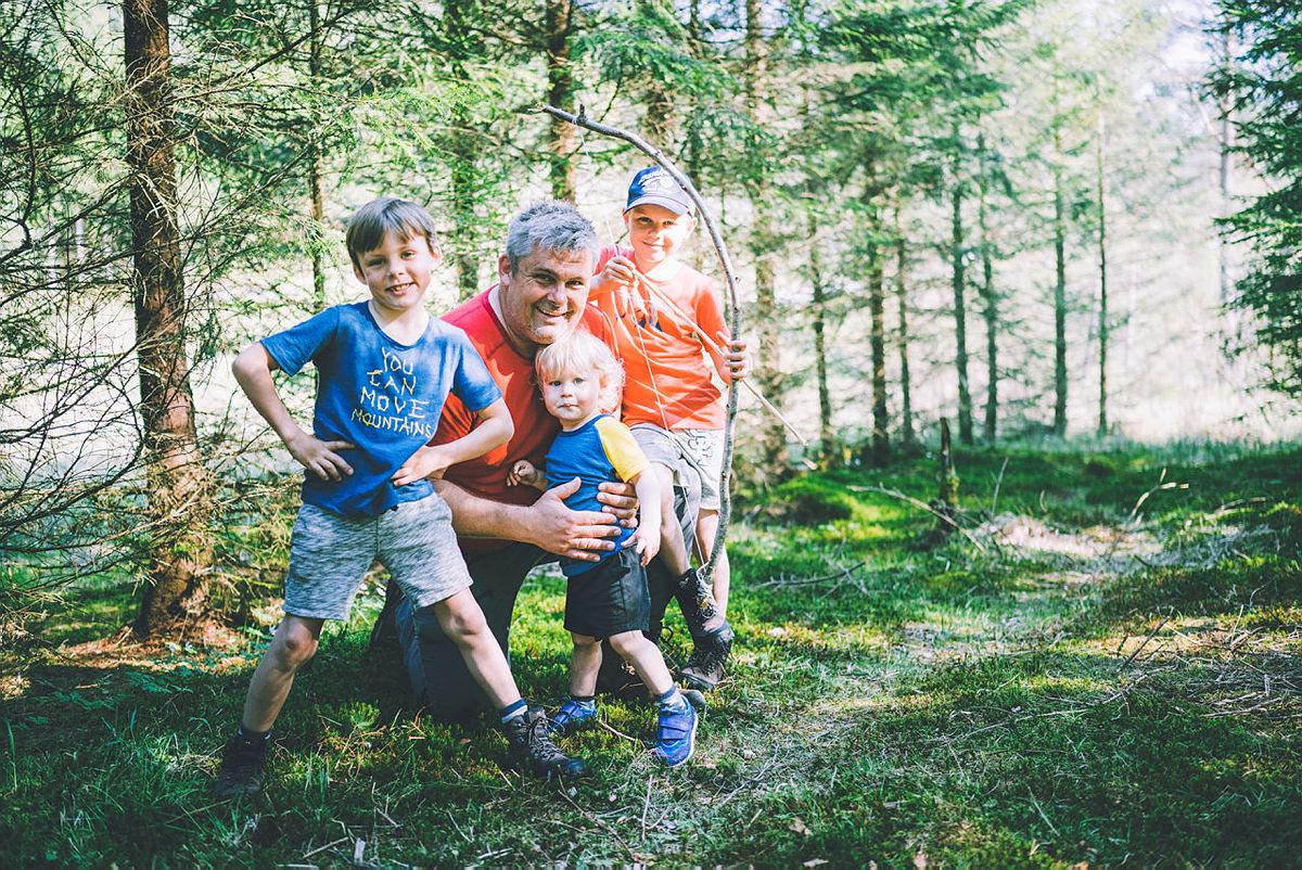Sommeraktiviteter med barna