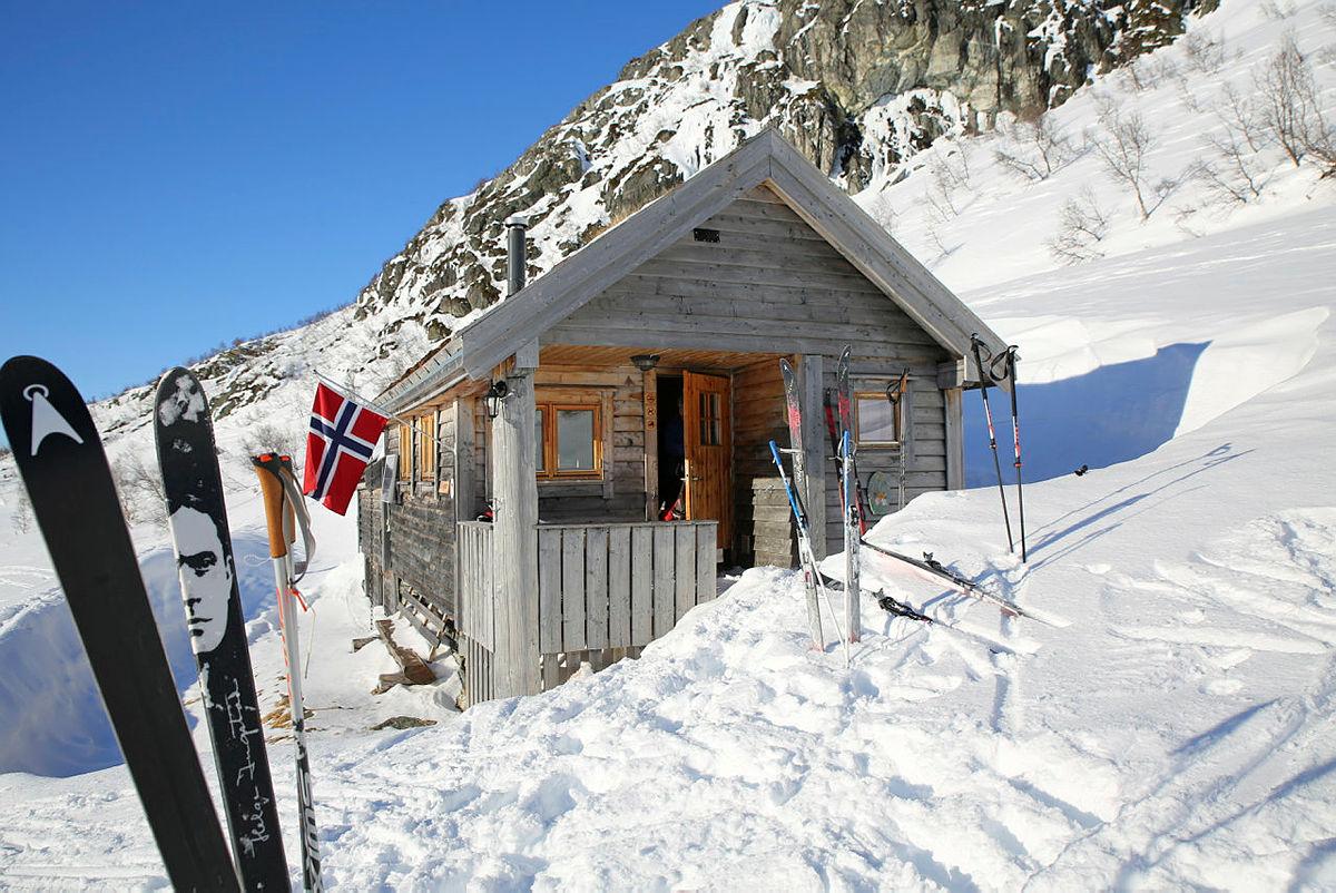 BT-hytten på Mjølfjell kan du nå leie og ha helt for deg selv og din kohort.