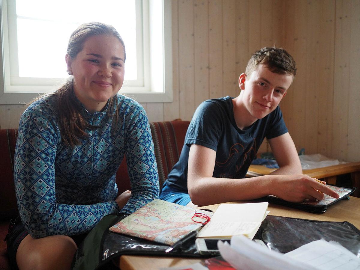 Grunnleggende turlederkurs for DNT ung, 20.–21. juni 2020.