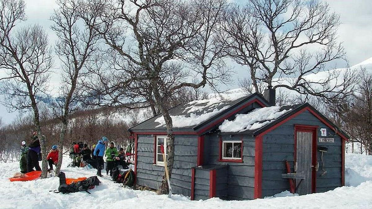 Hvilken av Vesterålen Turlags hytter er Norges fineste?