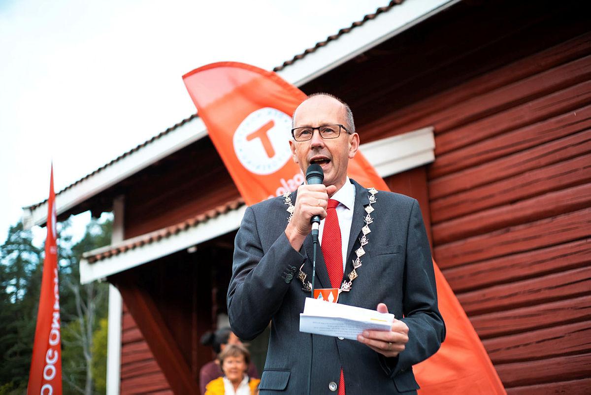 Åpningen av Breivoll Gård 31/08-19