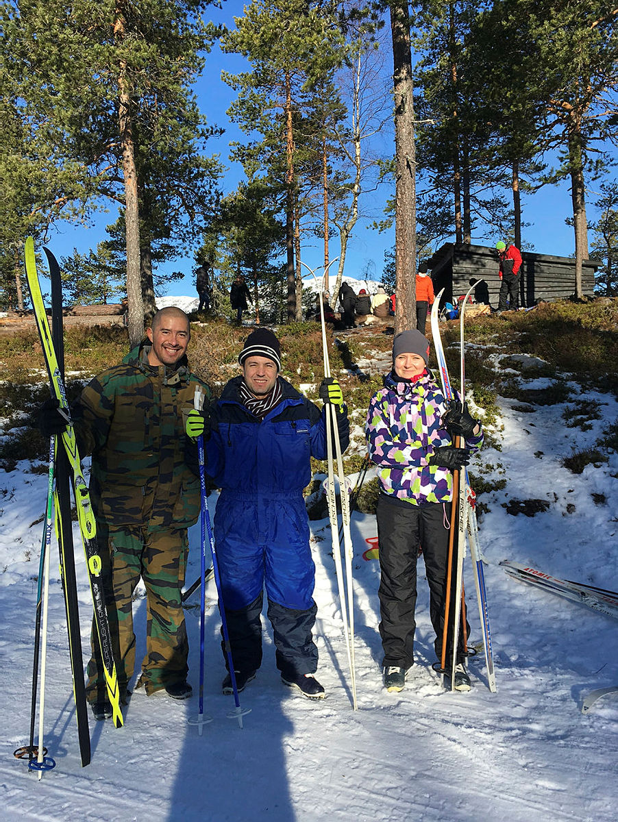 Vinterferiesalg — Gaustatoppen Turisthytte