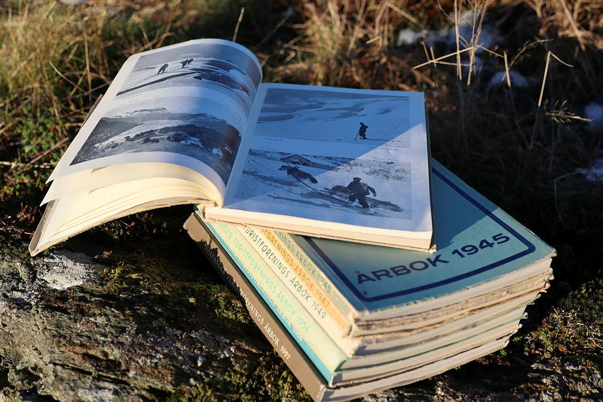 Fotokonkurransen var et fast innslag i årbøkene fra rundt 1945 og flere tiår fremover.
