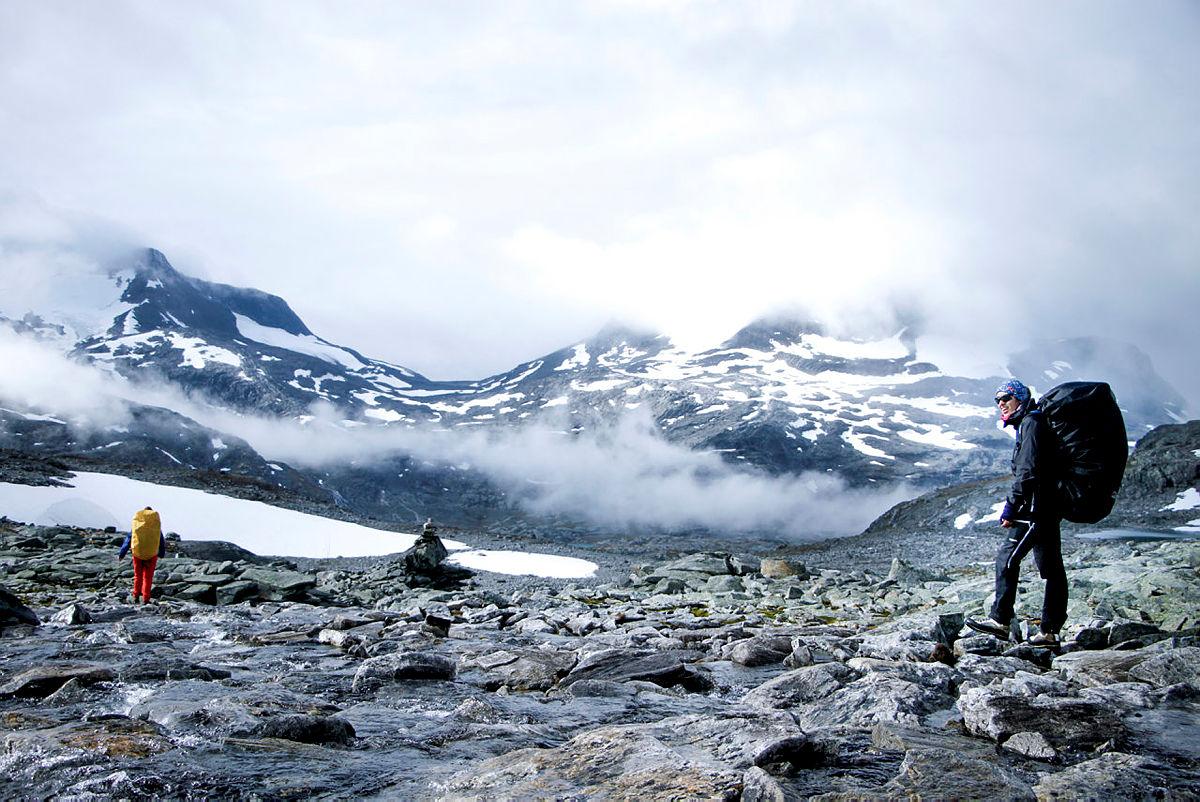 DNT fellestur i Tafjordfjella