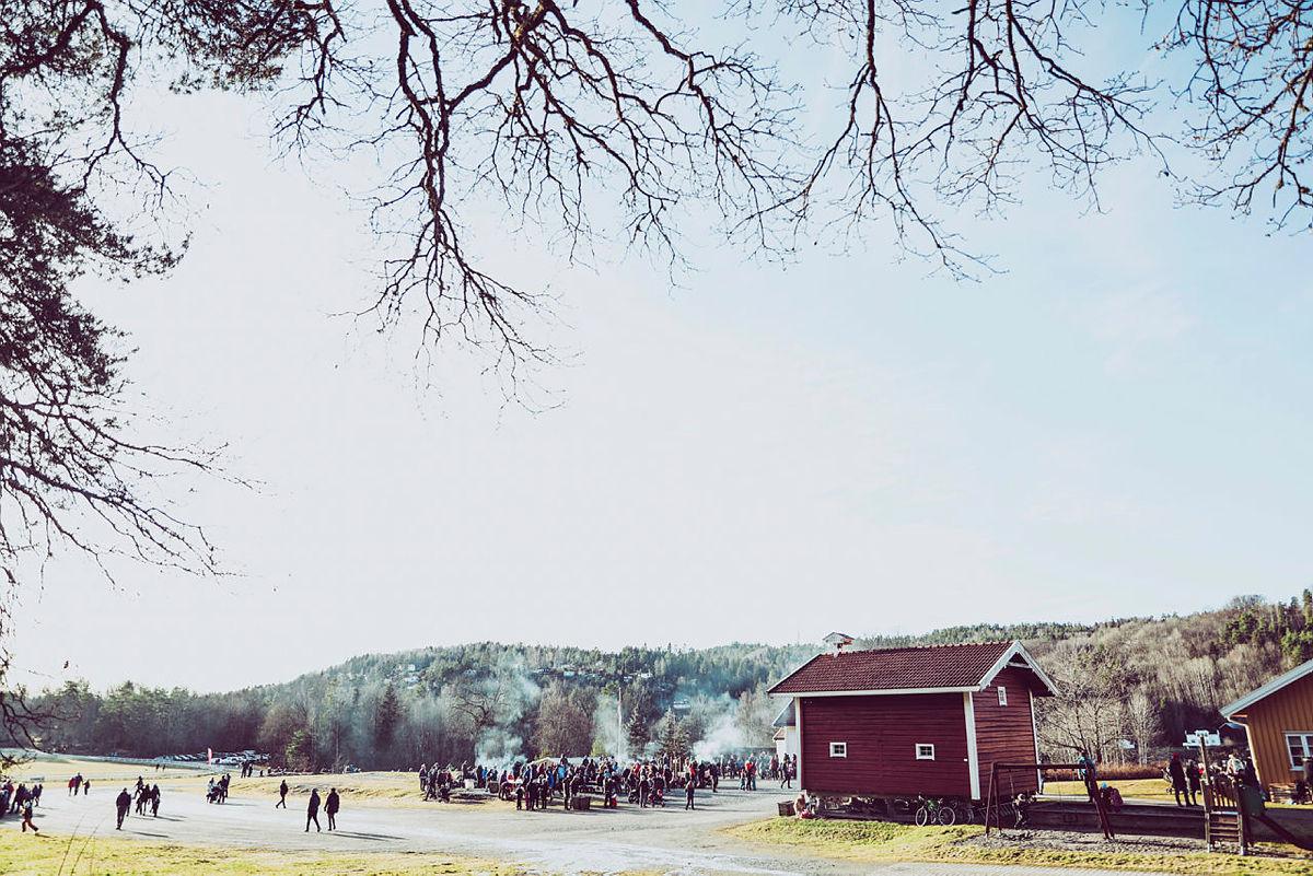 Vinterferien 2020: Åpen gårdskafé tirsdag, onsdag, lørdag og søndag i uke 8!