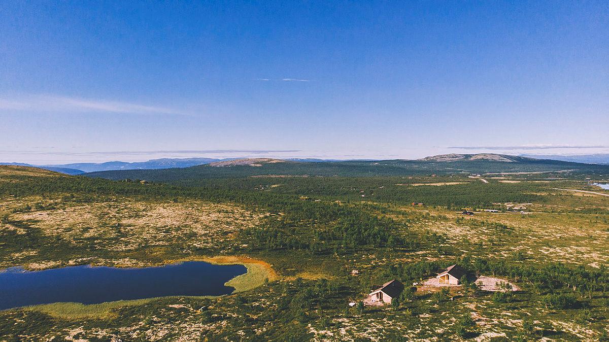 Veslefjellbua erstattet Gråhøgdbu på Ringebufjellet etter at sistnevnte ble lagt ned på grunn av villreinhensyn i 2020.