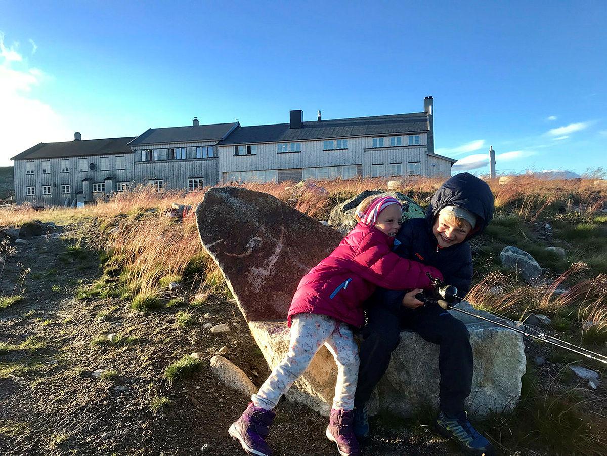 Sommerens fjellturer med barn er klare