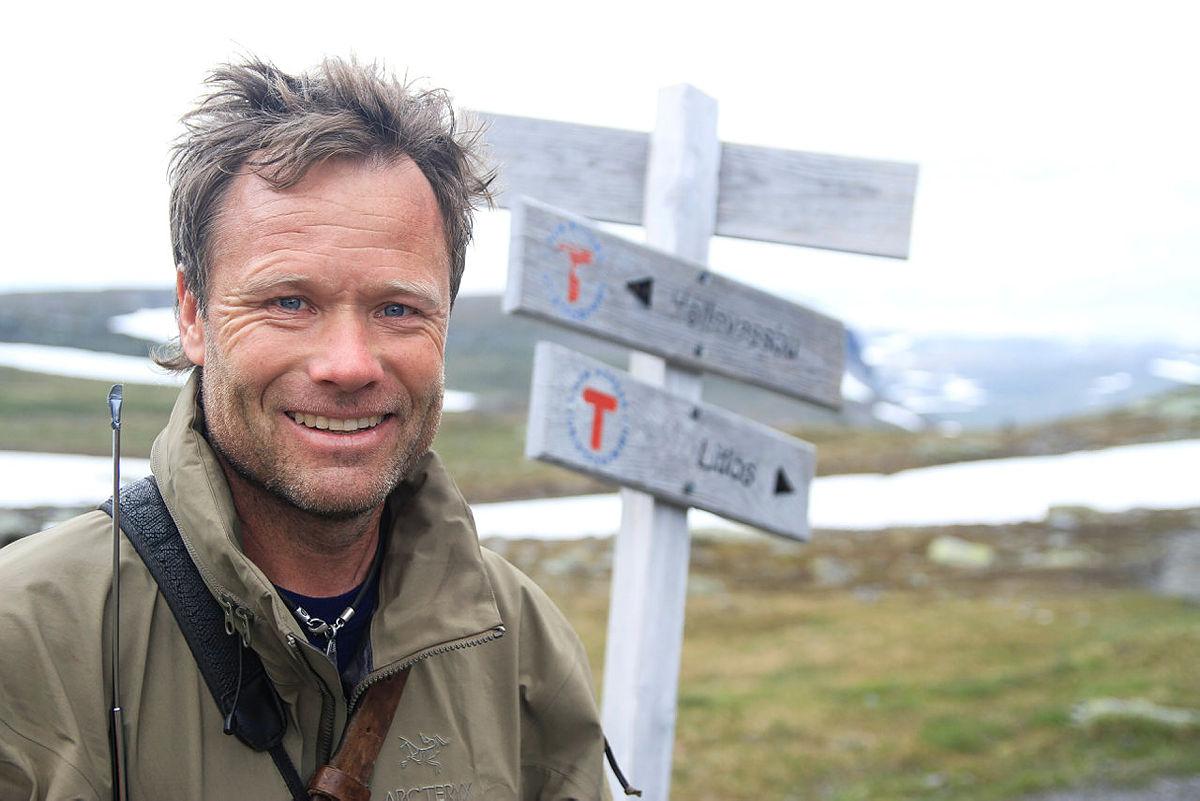 Jarle Viskjær, vertskap ved Litlos på Hardangervidda