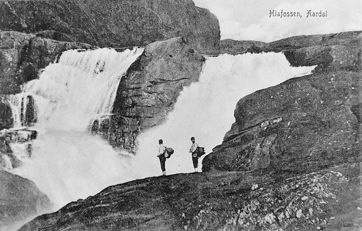 Viglesdalen - Historisk vandrerute