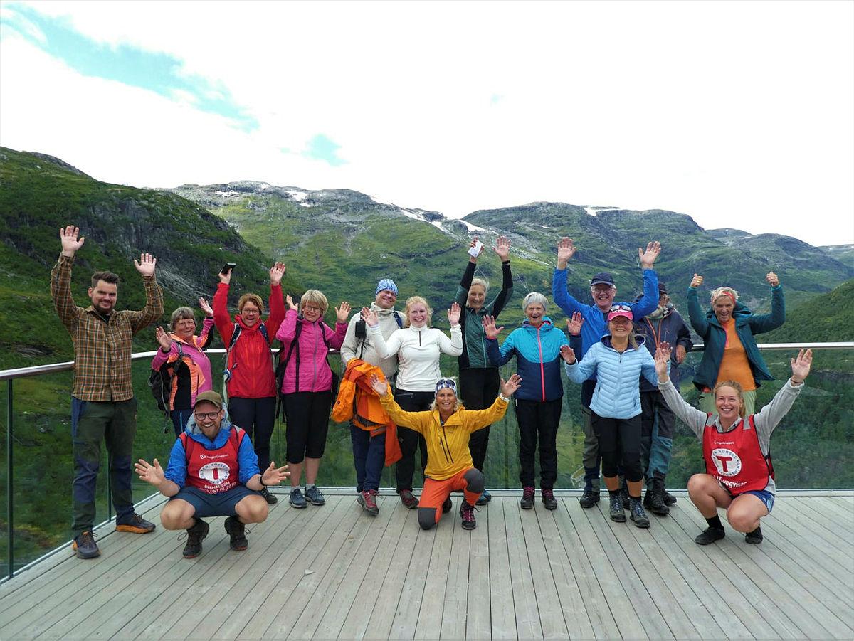 Zipline-tur til Flåmsdalen