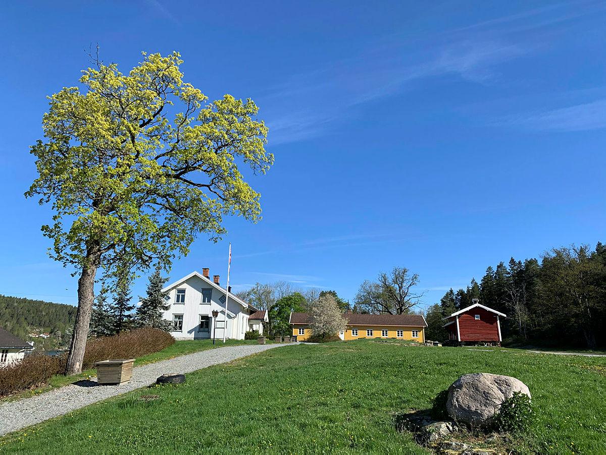 Velkommen til åpning av Breivoll Gård