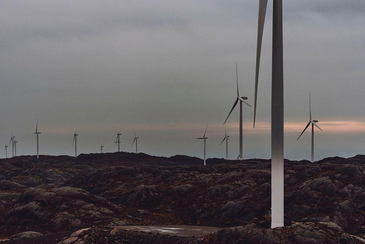 Egersund vindkpark