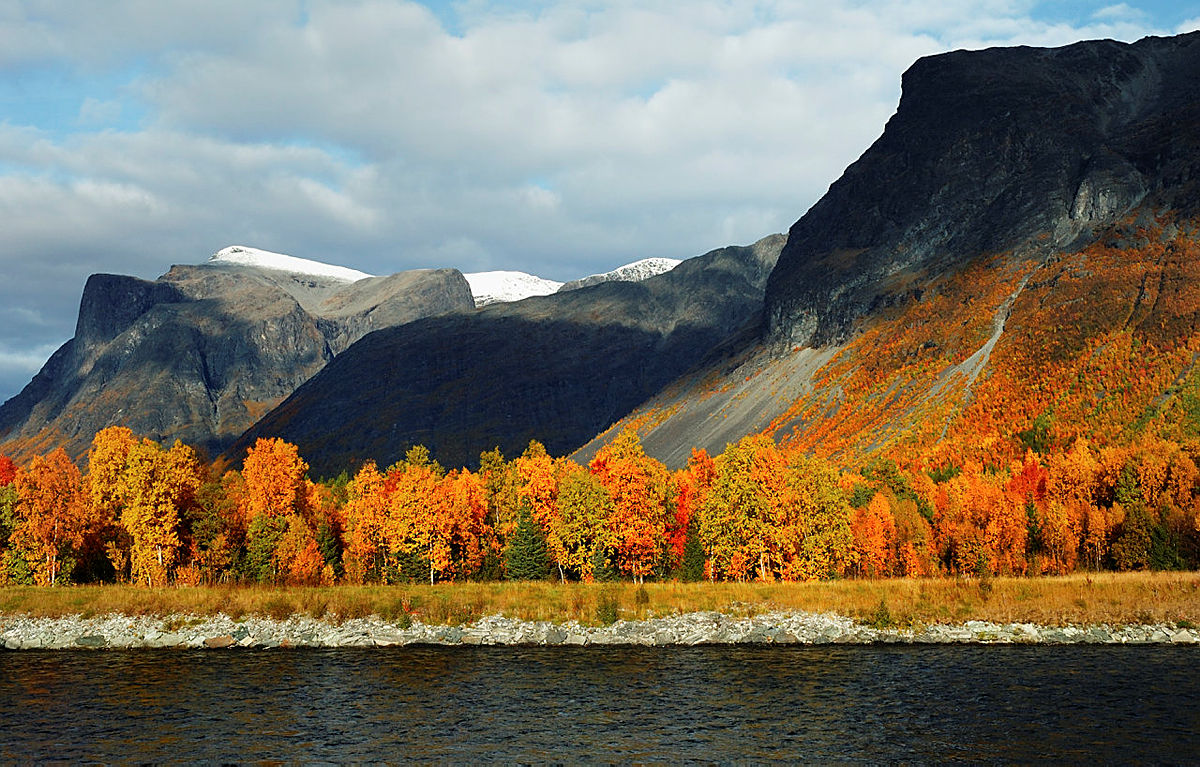 Vakre Reisadalen i Nord-Troms er et av områdene som får ny Historisk vandrerute neste år.