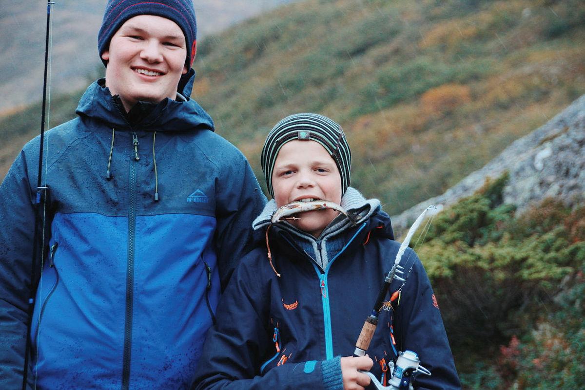 Fisketur til Selhamar X-ung 13-15 år