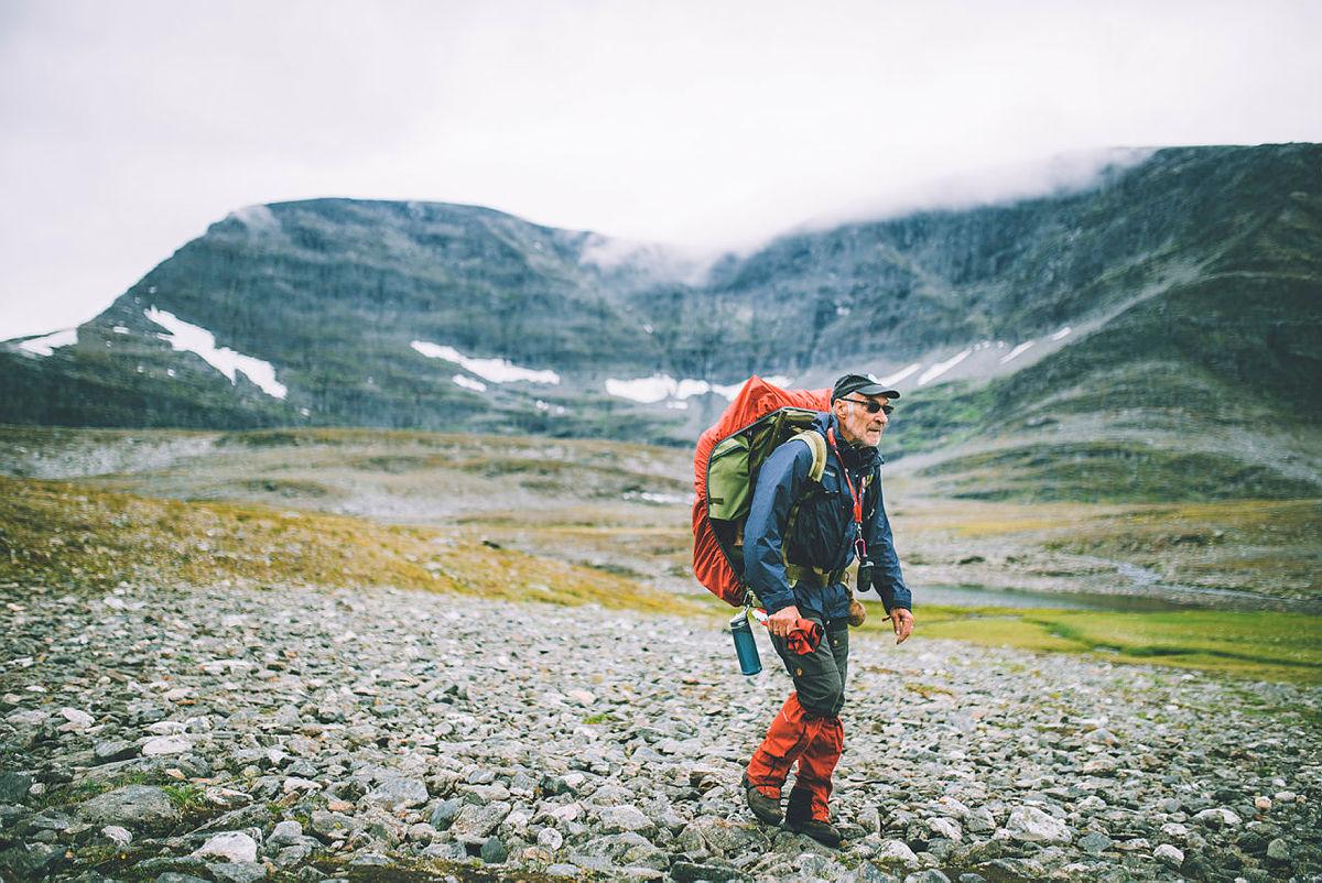 Bli med DNT Senior til fjells på sensommeren