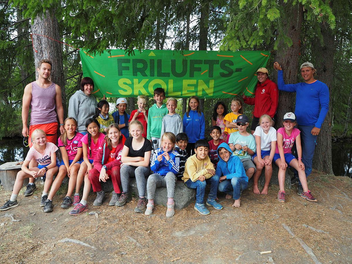 Friluftsskolen på Krokbua