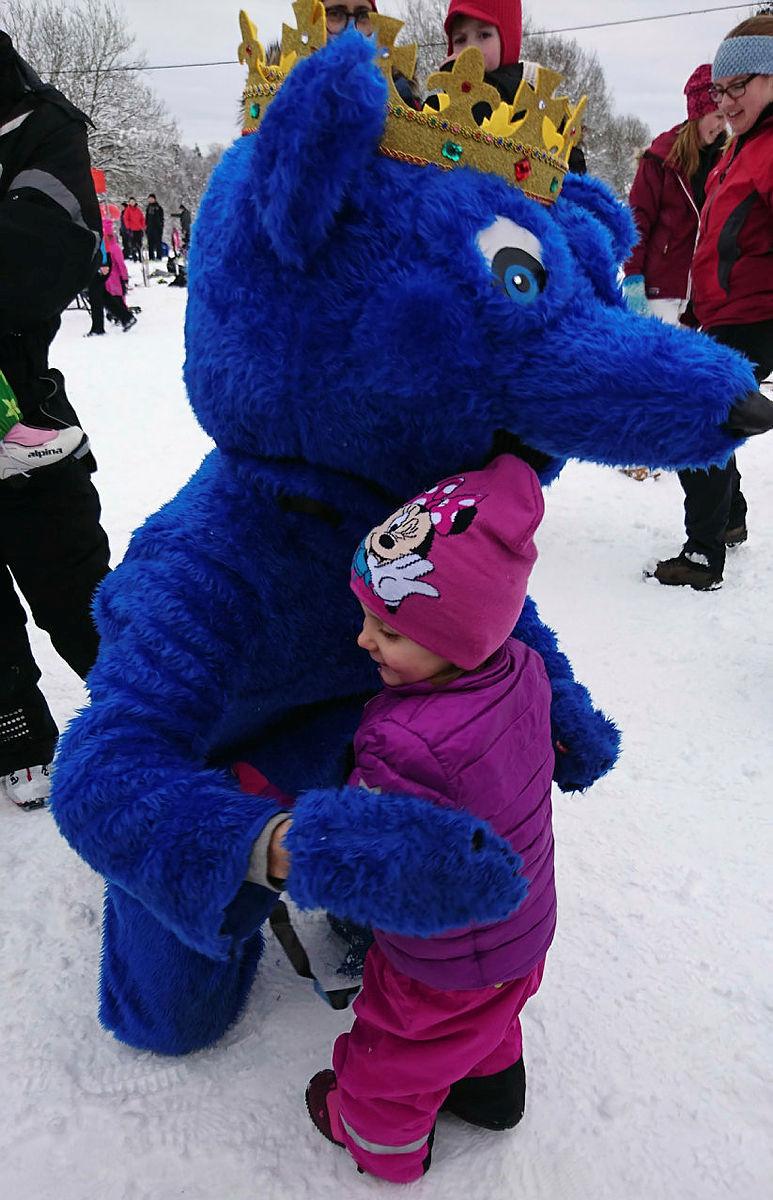 Bli med Turbo på tur i vinter