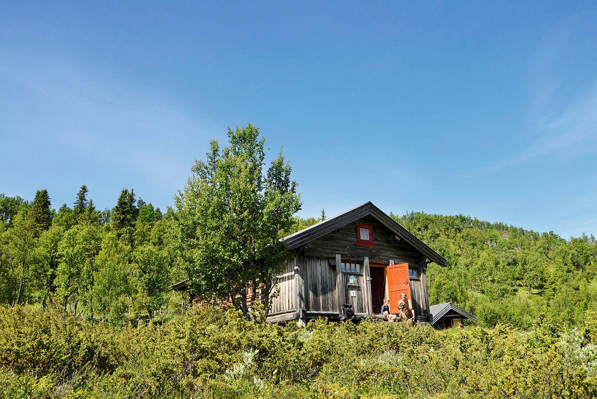 Dalabu i Eggedalsfjella
