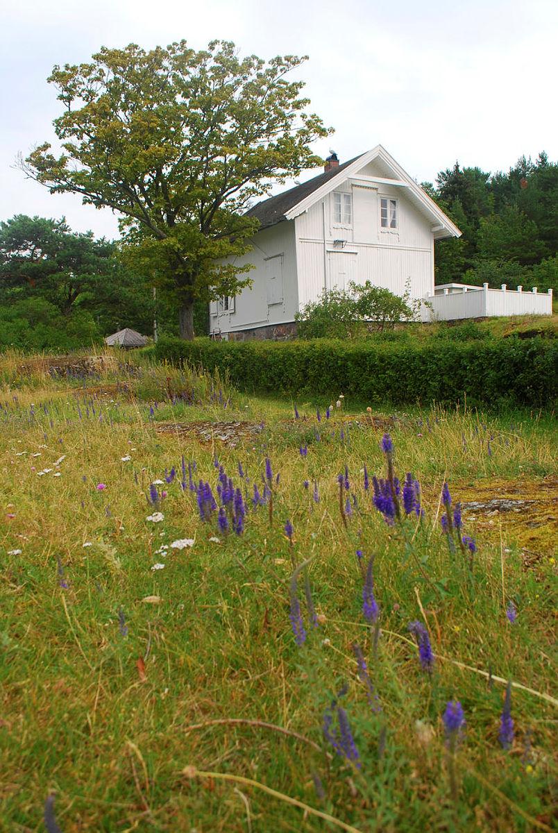DNT-hytta på Langøyene
