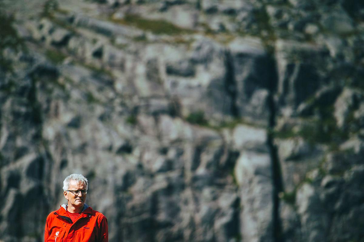 Preben Falck, daglig leder i Stavanger Turistforening.