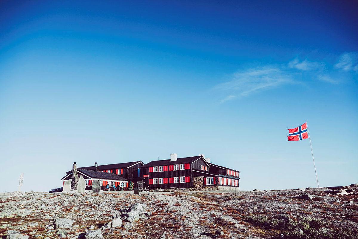 Snøheim Turisthytte.