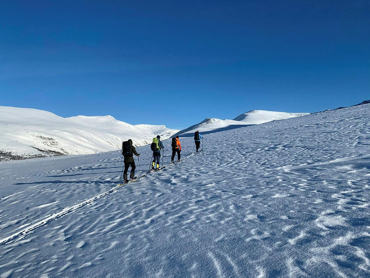 Skitur til Høgtunga 2020