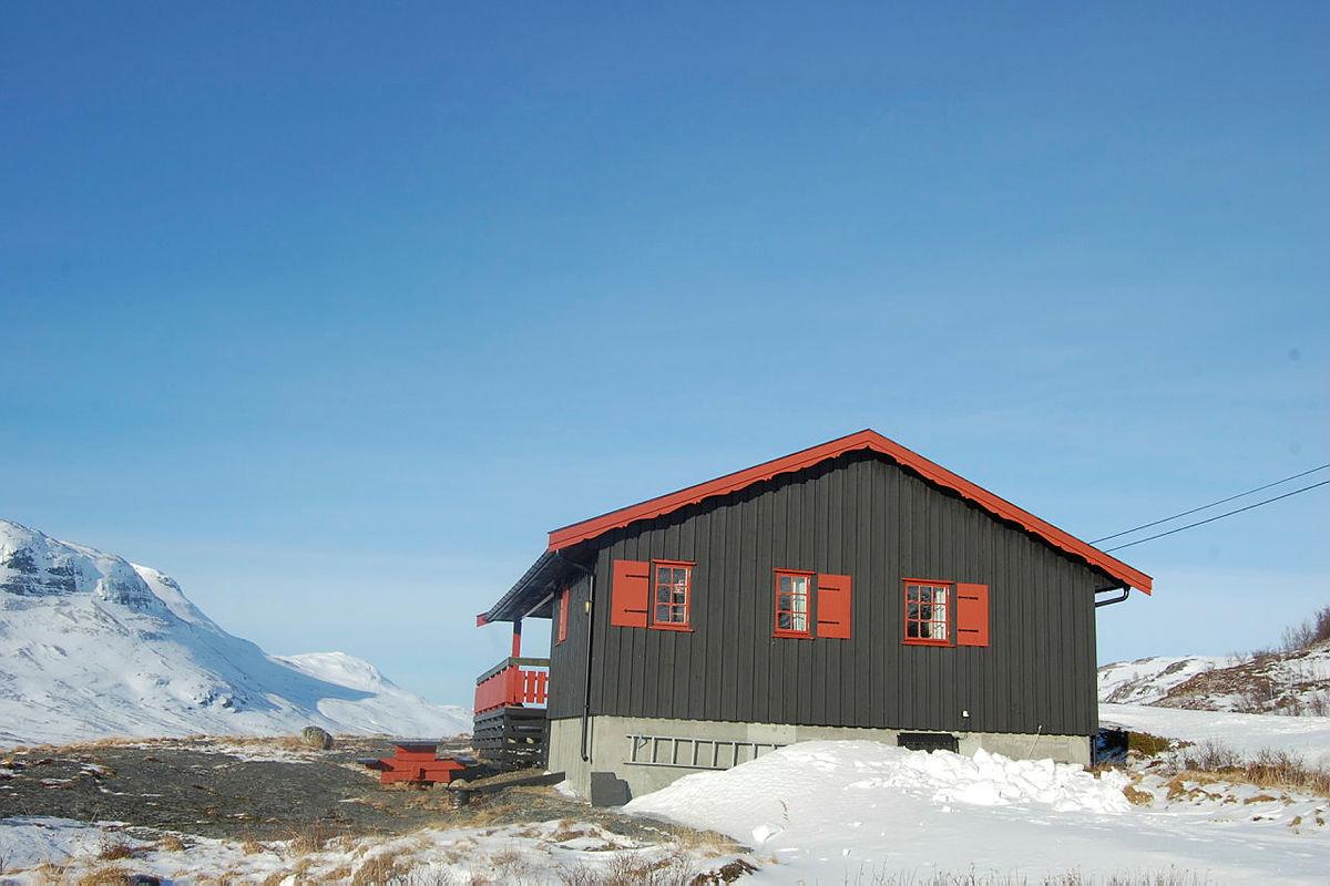 Breistølbu ved Breistølen på Hemsedalsfjellet er DNTs hytte nr 539. Hytta er en selvbetjeningshytte med 8 sengeplasser. Åpen fra 15. februar 2017.