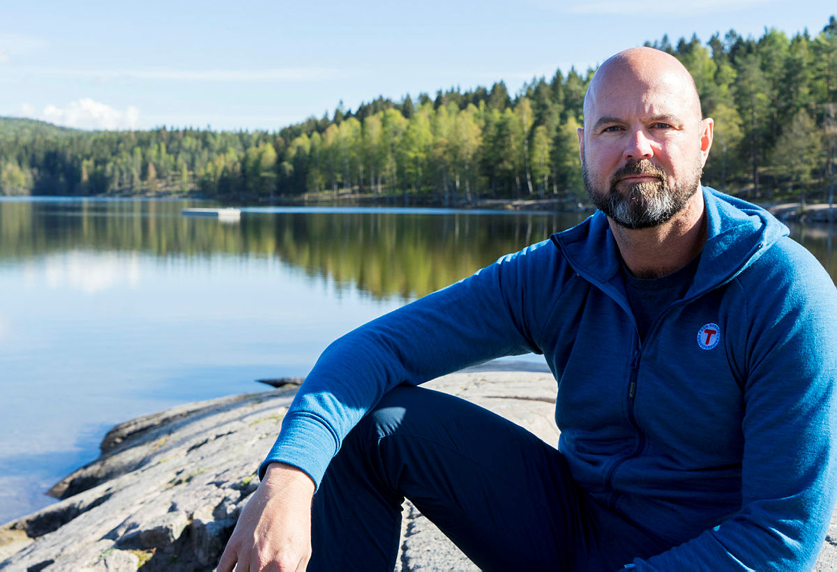 Generalsekretær i DNT, Dag Terje Klarp Solvang.