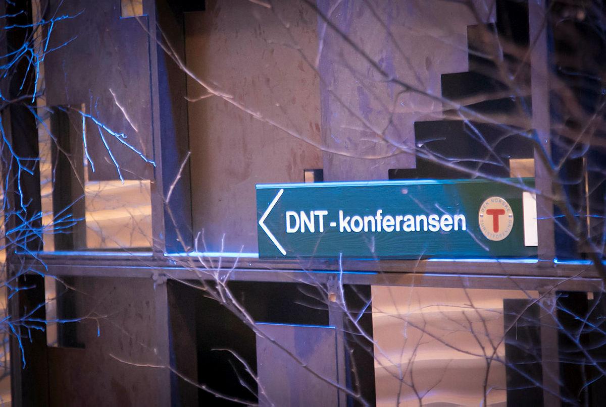 DNT-konferansen Grønnere utsikter 04.12.2017