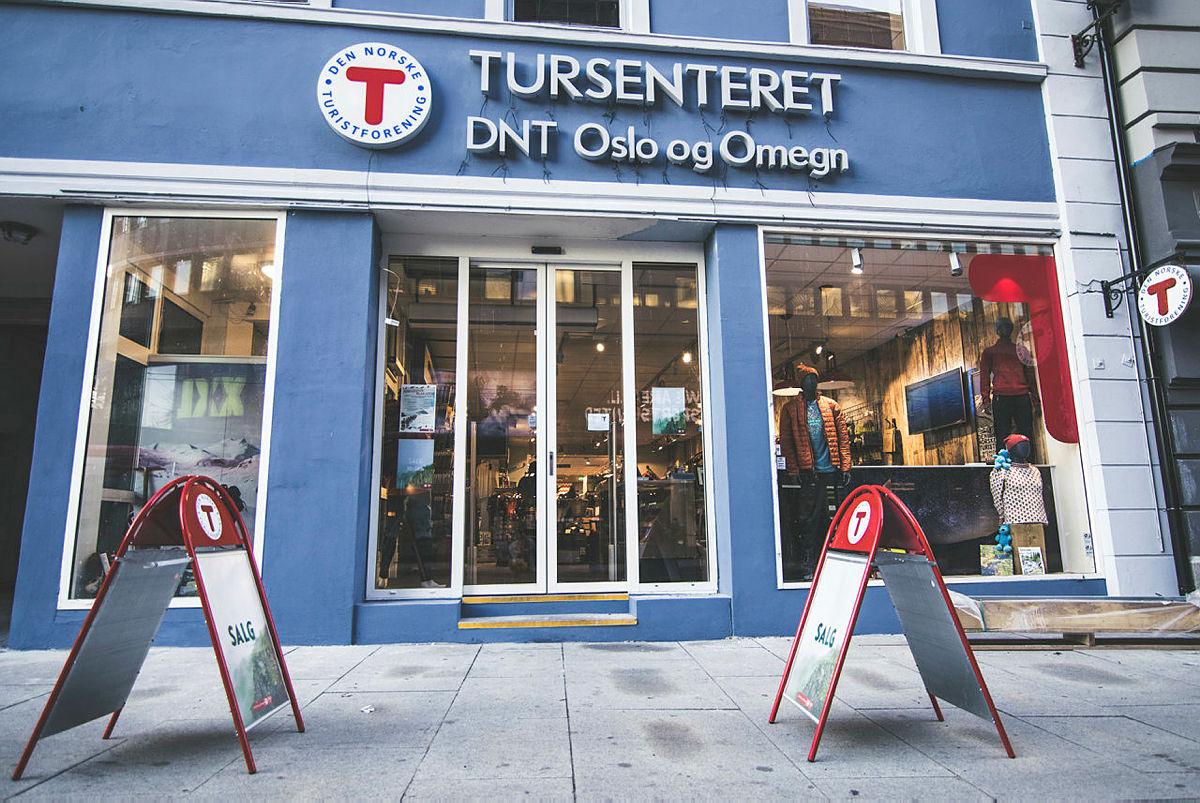 Velkommen til Tursenteret!