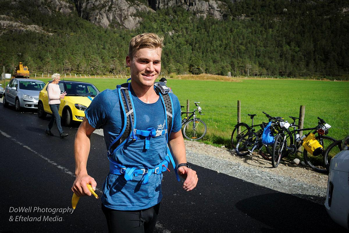 Tripp Trapp Triathlon 2018.