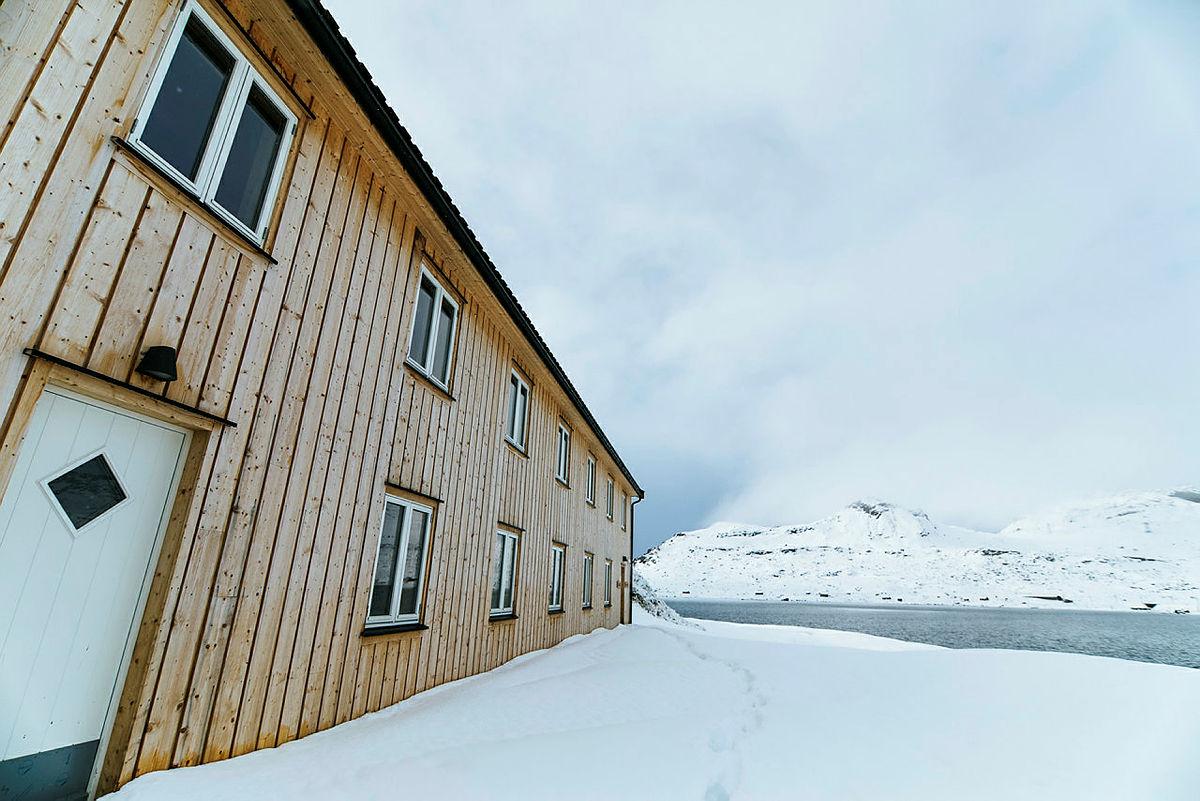 Velkommen til Brebua på Finse!