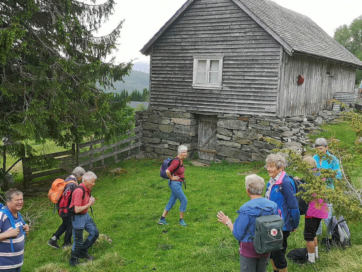 Skår - Fogerli, juni 2021