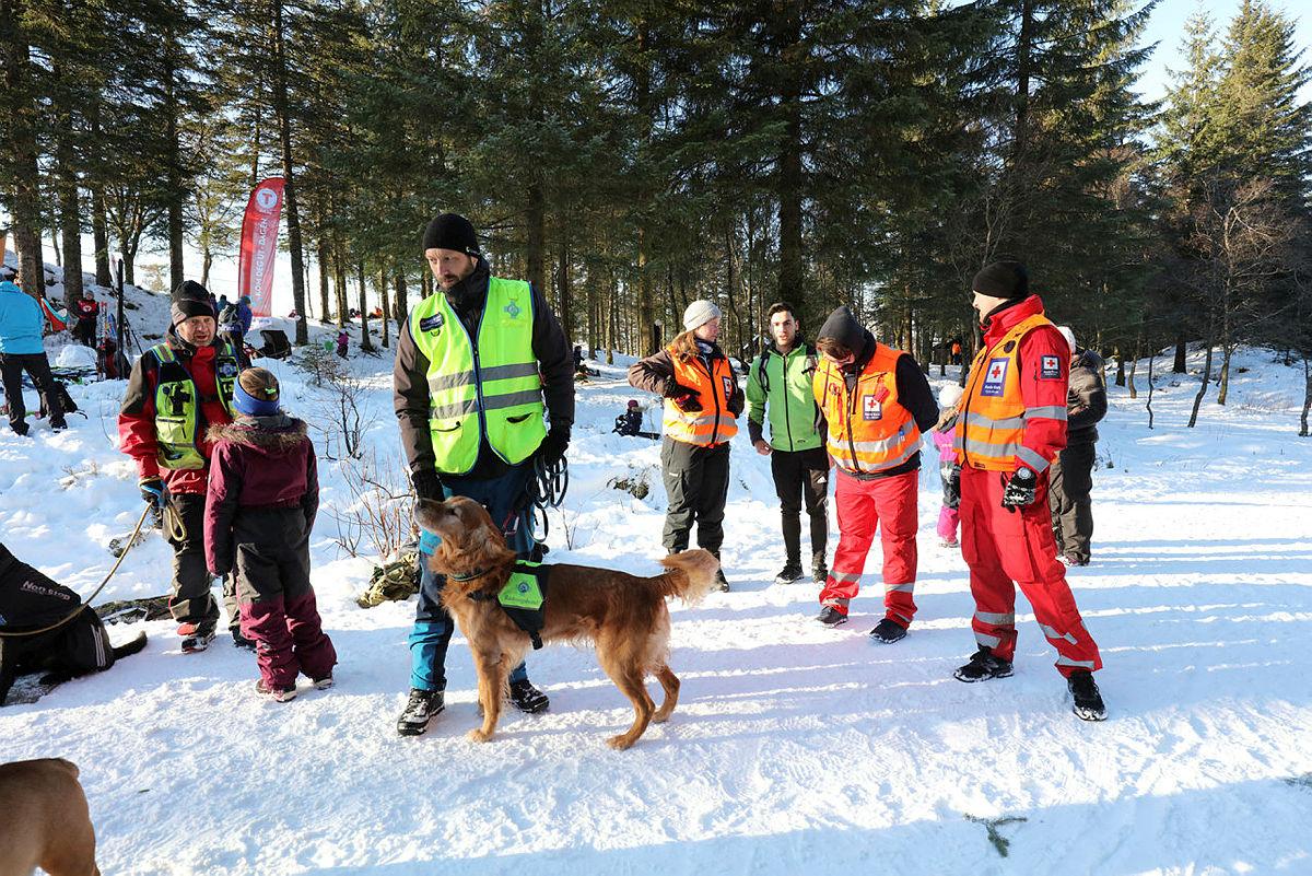 KOm deg ut-dagen på Fløysletten vinter 2019
