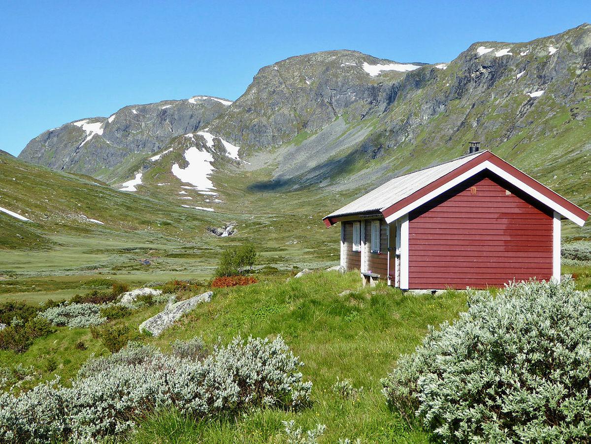 Magisk rundtur : Olefjorden-Tomashelleren-Yksendalsbu-Olefjorden