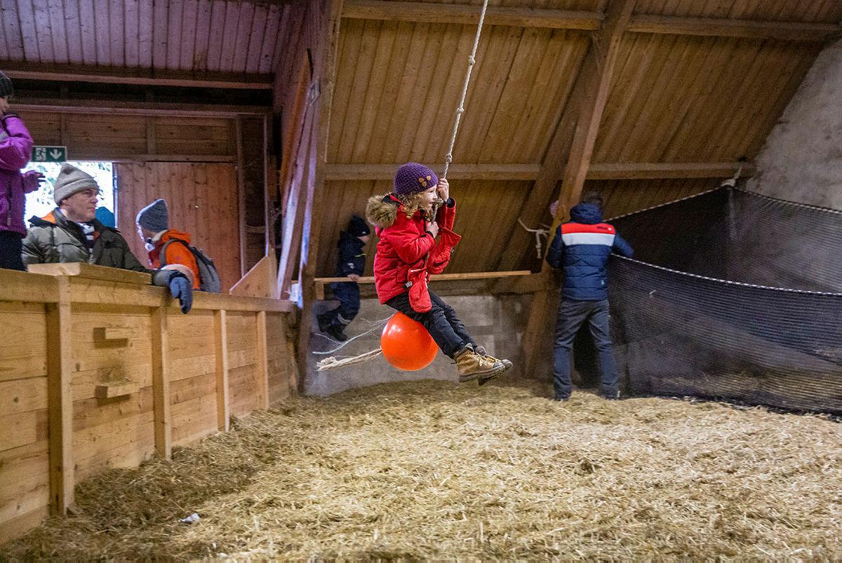Kom deg ut-dagen på Dyrsnes i 2019