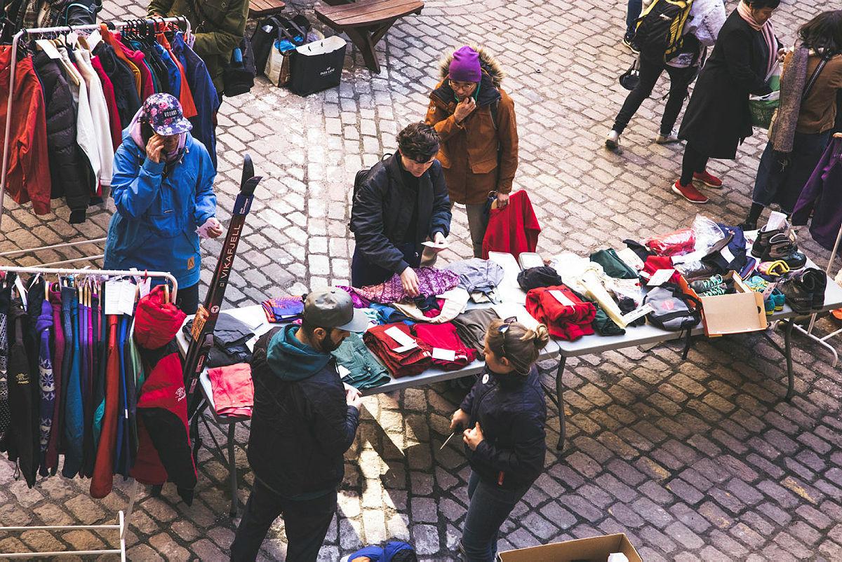 Grønn Onsdag i Bakgården til DNT ung Oslo