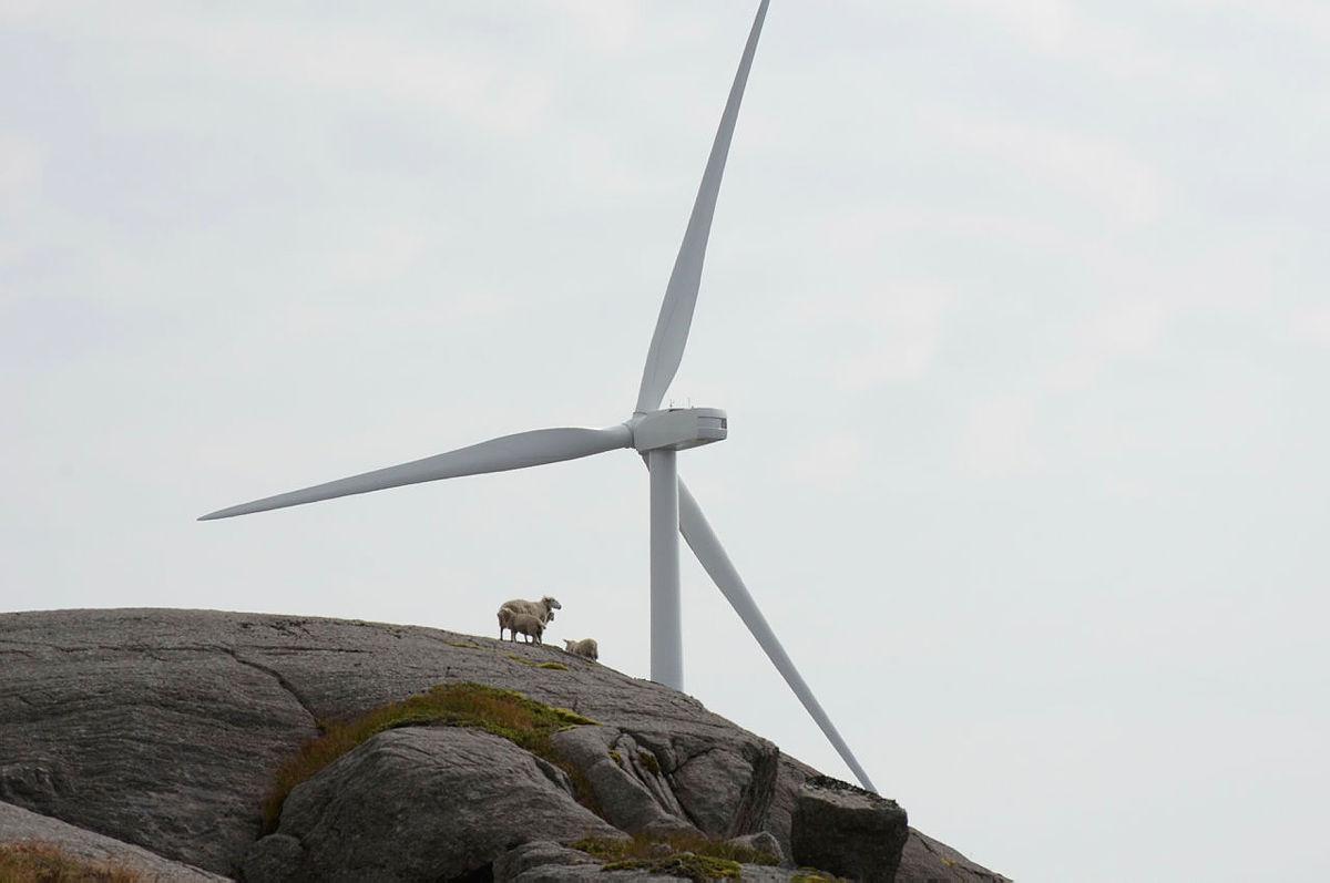 Egersund vindpark