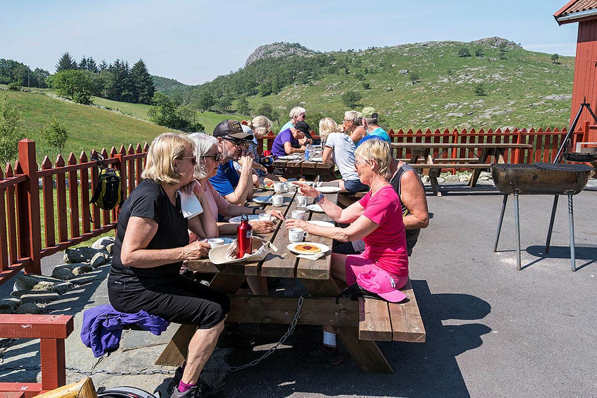 Ta en Gladmat-tur til Gramstad i sommer!
