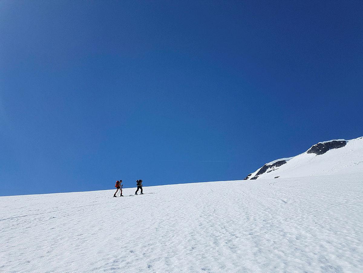 DNT fjellsport Bergen drar på Fri Flyt film tour