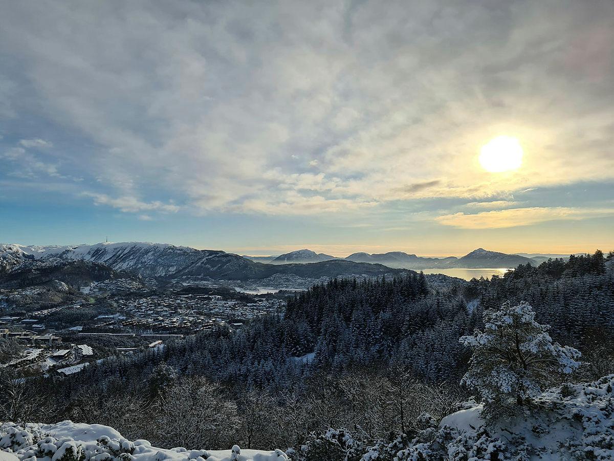 Bergenstrimmen - ny runde Vinter 2021/22!