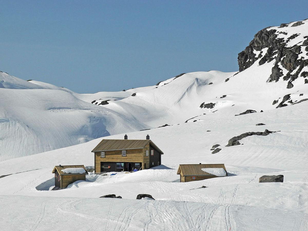 Skitur til Gullhorgabu.